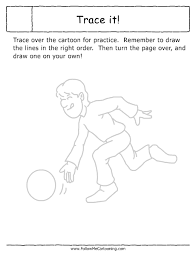 bowling worksheets