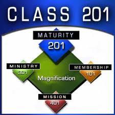 discipleship class
