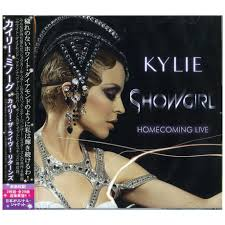 kylie showgirl homecoming