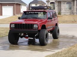 jeep cherokee xj lift
