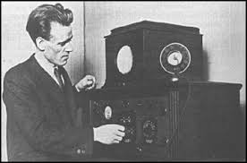 first radio invented