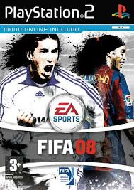 fifa 2008 playstation 2
