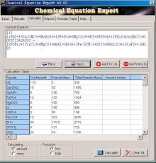 chemical tool