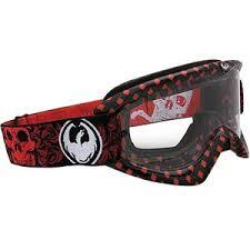 dragon motocross goggles
