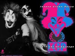 clown black
