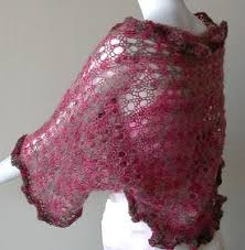 knitted shrug patterns