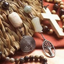 hindu prayer beads