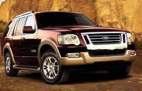 ford explorer photos