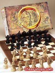 lord of rings chess