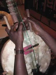 african stringed instrument