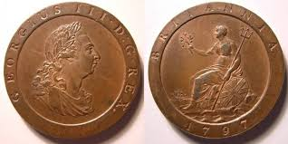 george third coins