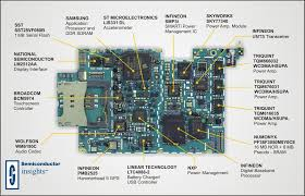 iphone mother board