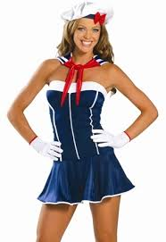 cute sailor costumes