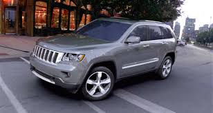 new jeep grand cherokee 2010