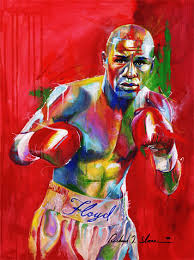 floyd mayweather posters