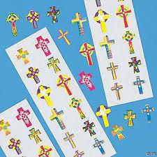 cross stickers