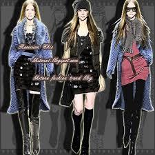 latest fashion trend 2009