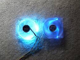 neon fan