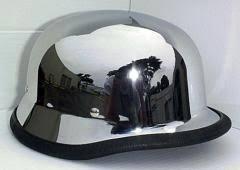 german biker helmet