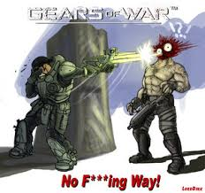 funny gears of war pictures