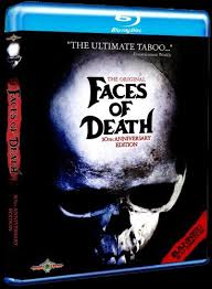 faces of death blu ray
