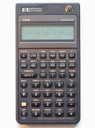 calculator hewlett packard