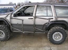 jeep cage