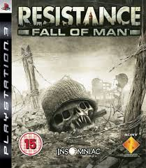 fall of man ps3