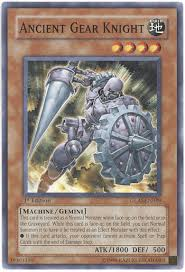 ancient gear yugioh