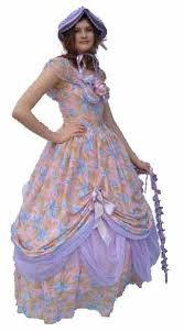 ladies victorian costume