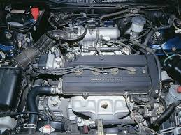honda b series engine