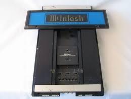 mcintosh car amplifier