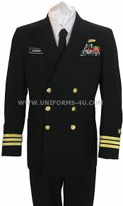 american navy uniform