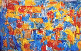 jasper johns painting
