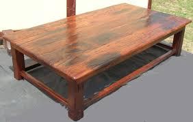 coffee table hardwood