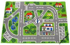 cars play mat