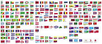 verdens flagg