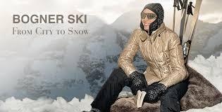 bogner ski wear