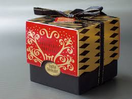 chocolates packaging