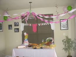 pictures of baby shower decorations