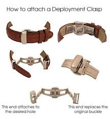 deployment clasps