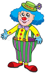 funny clown pictures
