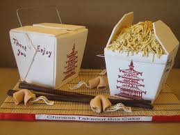 chinese carry out box