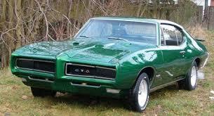 pontiac classic car