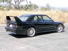 mercedes 190e evolution 2