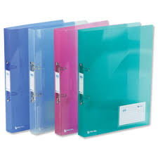 a4 ringbinders