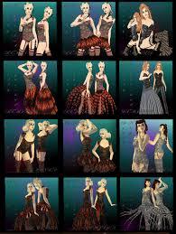 corset sets