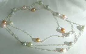 oval pearls