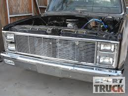 custom front grille