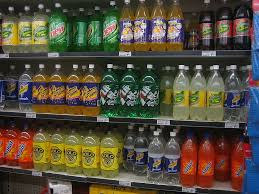 all soft drinks